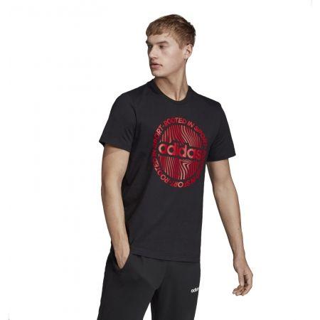 Men's T-shirt - adidas M CRCLD GRFX TEE - 6