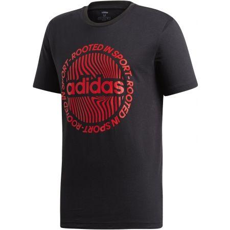adidas M CRCLD GRFX TEE - Pánske tričko