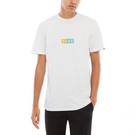 Men's T-shirt - Vans MN VANS EASY BOX SS - 2
