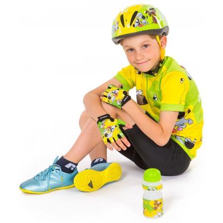Kids' cycling gloves - Etape REX GLOVES KIDS - 5