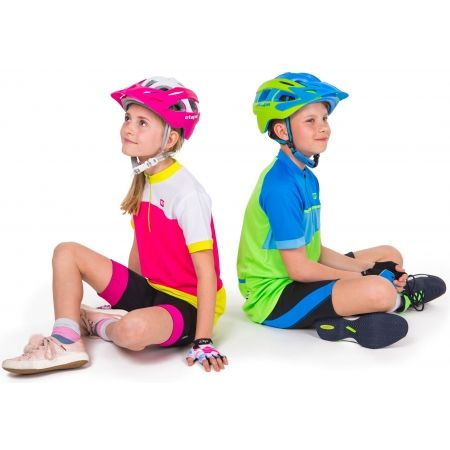 Kids' cycling helmet - Etape HERO - 5
