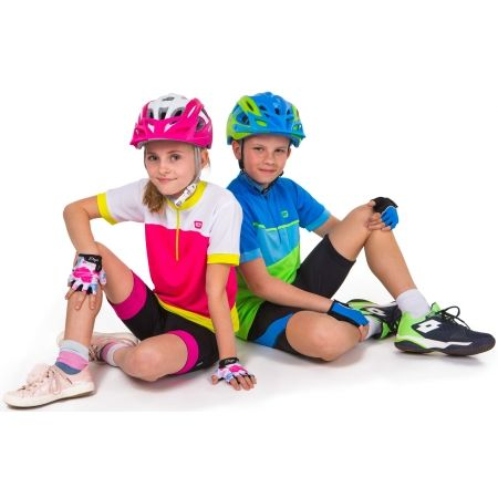 Kids' cycling helmet - Etape HERO - 6