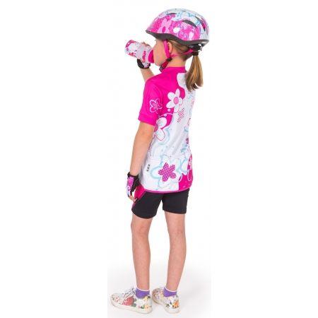 Detské cyklistické rukavice - Etape REX - 5