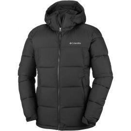 Columbia PIKE LAKE HOODED JACKET - Pánska zimná bunda
