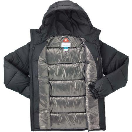 Men's winter jacket - Columbia PIKE LAKE HOODED JACKET - 4