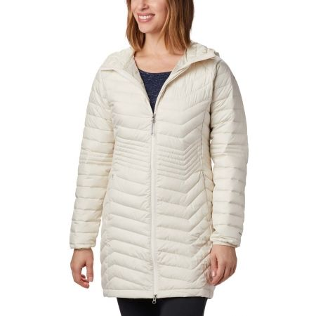 Columbia POWDER LITE MID JACKET - Women's long winter jacket