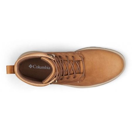 Pánská vycházková obuv - Columbia GRIXSEN BOOT WP - 6