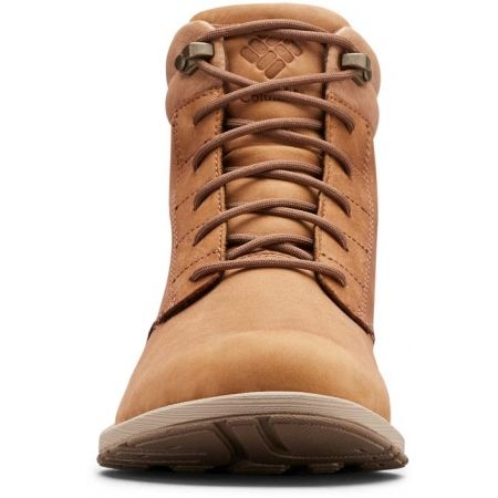 Pánská vycházková obuv - Columbia GRIXSEN BOOT WP - 8