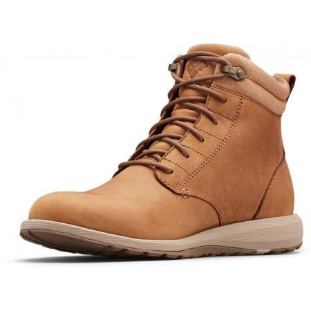 Мъжки обувки за разходки - Columbia GRIXSEN BOOT WP - 4