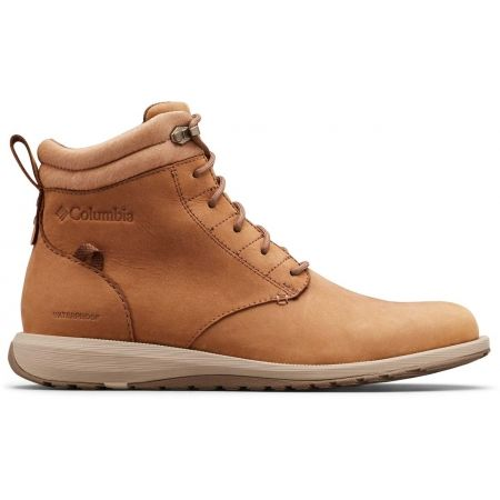 Pánská vycházková obuv - Columbia GRIXSEN BOOT WP - 2