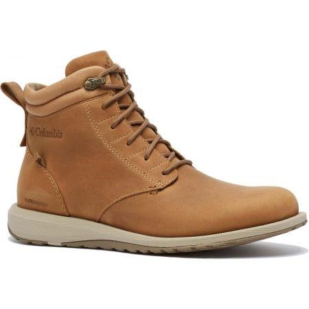 Pánská vycházková obuv - Columbia GRIXSEN BOOT WP - 1