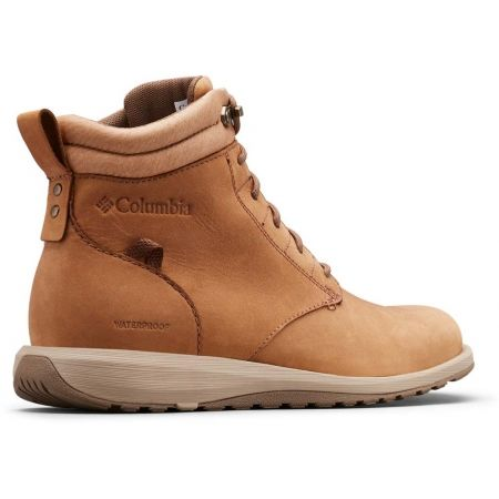 Pánská vycházková obuv - Columbia GRIXSEN BOOT WP - 5