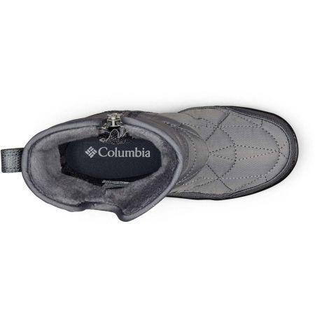 Dětská zimní obuv - Columbia YOUTH MINX SLIP III - 7