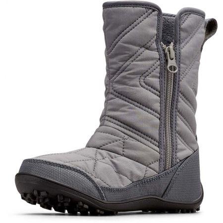 Dětská zimní obuv - Columbia YOUTH MINX SLIP III - 5