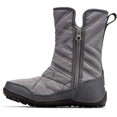 Dětská zimní obuv - Columbia YOUTH MINX SLIP III - 4