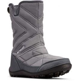 Columbia YOUTH MINX SLIP III - Detská zimná obuv
