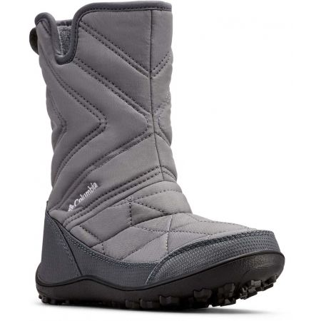 Dětská zimní obuv - Columbia YOUTH MINX SLIP III - 1