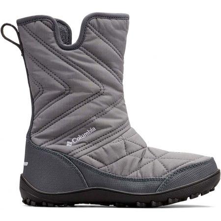 Dětská zimní obuv - Columbia YOUTH MINX SLIP III - 3