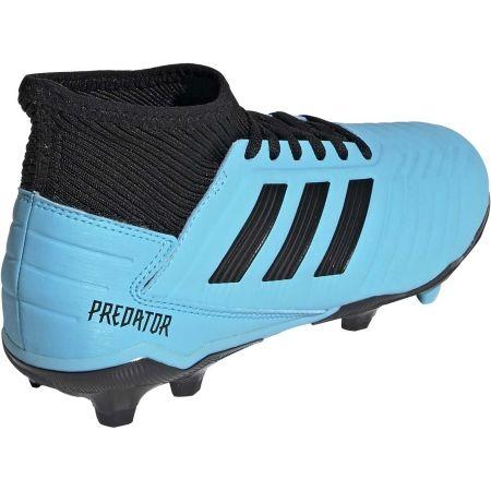 Boys' football boots - adidas PREDATOR 19.3 FG J - 6