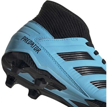 Boys' football boots - adidas PREDATOR 19.3 FG J - 7
