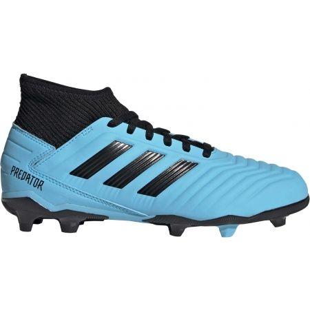 Boys' football boots - adidas PREDATOR 19.3 FG J - 1