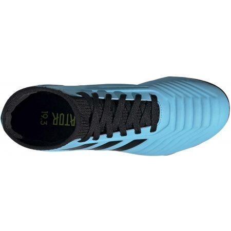 Boys' football boots - adidas PREDATOR 19.3 FG J - 4