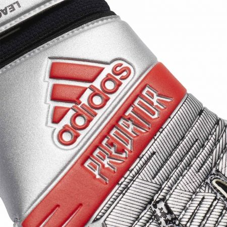 Men's goalkeeper gloves - adidas PREDATOR LEAGUE - 3
