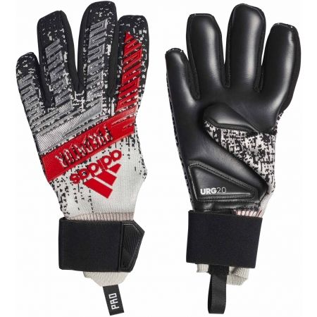 Men's goalkeeper gloves - adidas PREDATOR PRO - 1