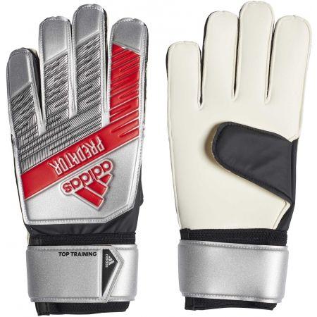 Мъжки вратарски ръкавици - adidas PREDATOR TOP TRAINING - 1