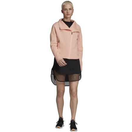 Dámska bunda - adidas W HEARTRACER JACKET - 8