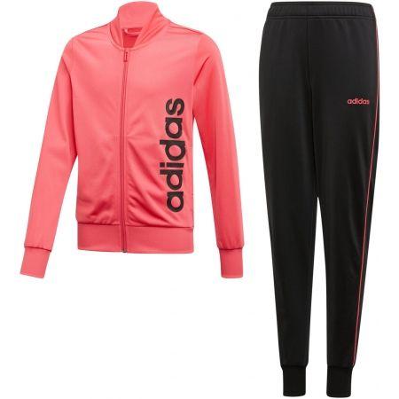 Dres dziewczęcy - adidas YG PES TS - 1