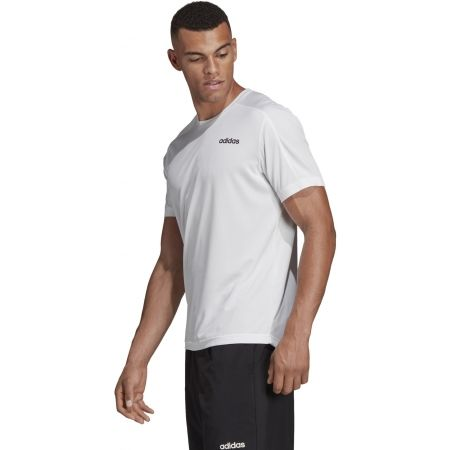 Men's T-shirt - adidas D2M TEE - 6