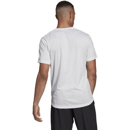 Мъжка тениска - adidas D2M TEE - 7