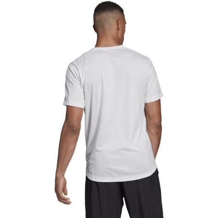 Men's T-shirt - adidas D2M TEE - 7