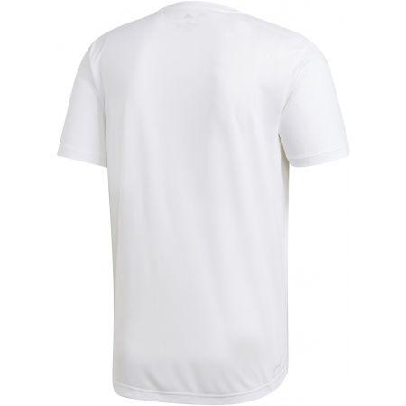 Men's T-shirt - adidas D2M TEE - 2