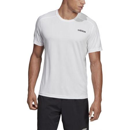 Men's T-shirt - adidas D2M TEE - 3