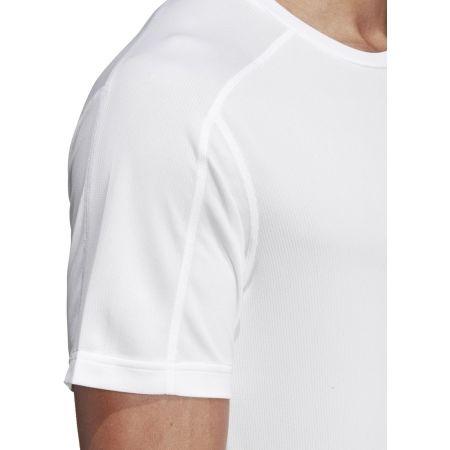 Men's T-shirt - adidas D2M TEE - 9