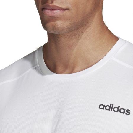 Мъжка тениска - adidas D2M TEE - 8
