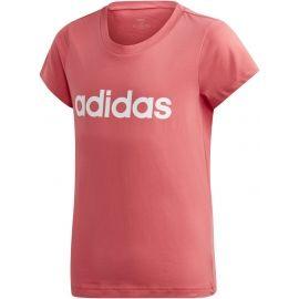 adidas YB E LIN TEE - Detské tričko