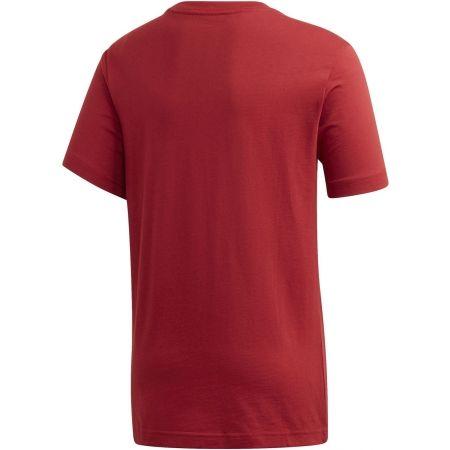 Detské tričko - adidas YB E LIN TEE - 2