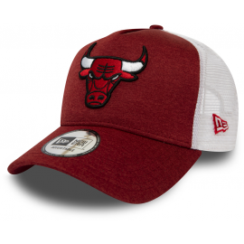 New Era 9FORTY AF TRUCKER NBA SHADOW TECH CHICAGO BULLS - Мъжка клубна шапка