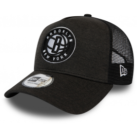 New Era 9FORTY AF TRUCKER NBA SHADOW TECH BROOKLYN NETS - Şapcă club bărbați