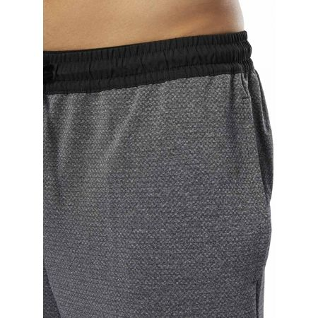 Men's sports shorts - Reebok WORKOUT READY KNIT SHORT PERFORMANCE - 8