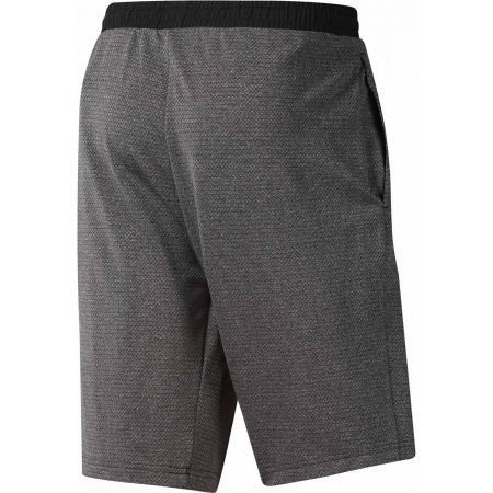 Men's sports shorts - Reebok WORKOUT READY KNIT SHORT PERFORMANCE - 2