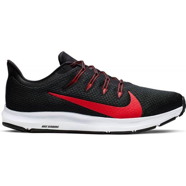 Nike QUEST 2 čierna 13 - Pánska bežecká obuv