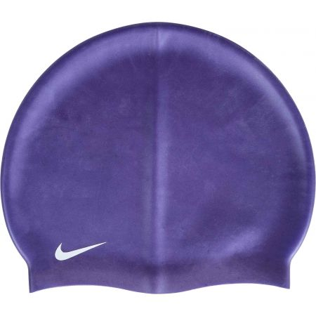 Plavecká čiapka - Nike SOLID SILICONE - 2
