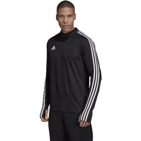 Men's sweatshirt - adidas TIRO 19 TR TOP - 4