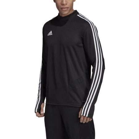 Men's sweatshirt - adidas TIRO 19 TR TOP - 3