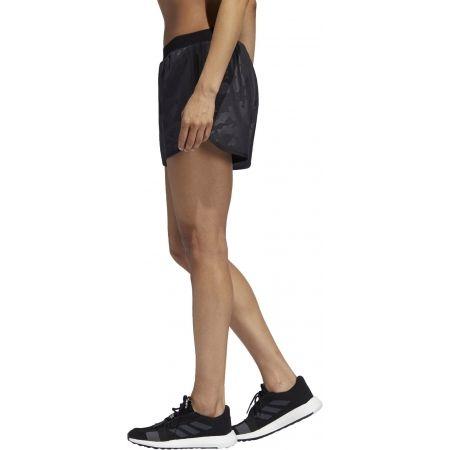 Women's shorts - adidas M20 SHORT CAMO - 4
