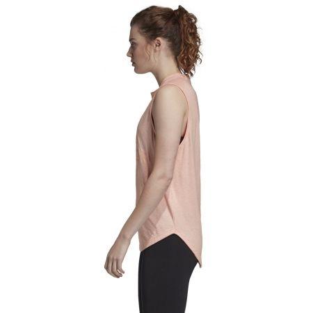 Дамска тениска без ръкави - adidas ID WINNERS MT - 5